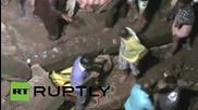 India: At least 9 killed in building collapse