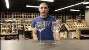 Винело представя чашите Шпигелау!