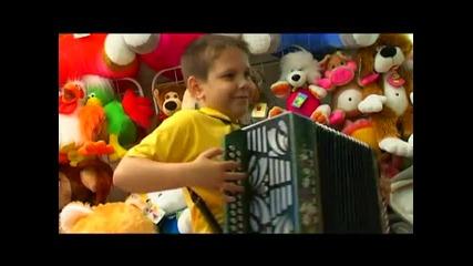 Детска песничка : Винни - Пух