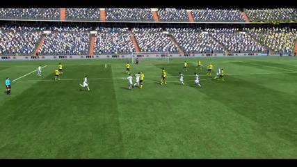 Fifa 11 | 35 yard free kick | Cr7