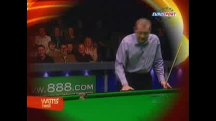 Eurosport Watts Best - Snooker