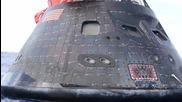 Операция по изваждането на космическата капсула Орион от Тихия океан