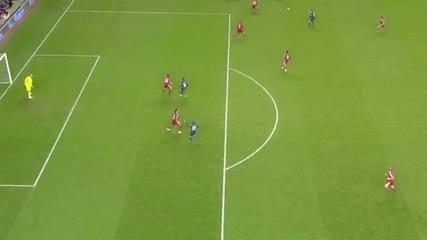 Аршавин срещу Ливърпул 2 - 1 2010 Hd
