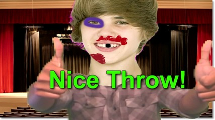 Justin Bieber Water Bottle Game - - 2 The Stereotypes Song