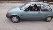 Форд (bmw) Фиеста 1.1c - Burn Out