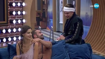 Ричард и Кулагин злословят срещу Ваня – VIP Brother 2018