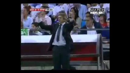 Сарагоса - Реал Мадрид 1:2