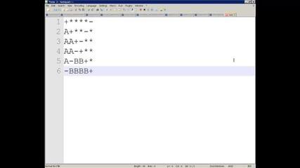 Урок за програмиране на C++ чрез вложени цикли, 5 решени примерни задачи