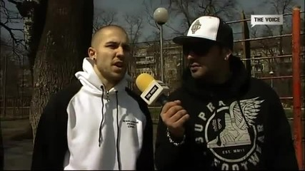 The Voice - Интервю с Efc за уличната култура