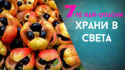 7-те най-опасни храни в света