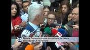 Волен Сидеров готов да подаде оставка, ако народът го поиска
