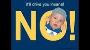 baby usher - no no!
