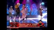The X Factor Bulgaria - Александра ( Adele ) 29.11.11