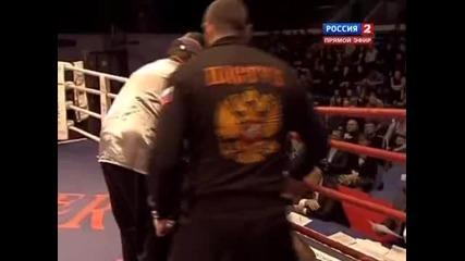 Руски боксьор почина след нокаут ...