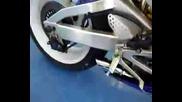 Yamaha R1 Hindle Exhaust