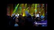 Dulce maria canta en Fiesta de Ano Nuevo de Univision
