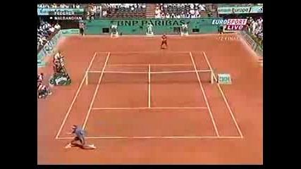 Top 10 Best of Roger Federer