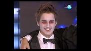 Halloween X Factor Bulgaria - Богомил, Александра,воис оф Боис 01.11.2011