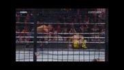 Wwe Elimination Chamber 2011 Raw Chamber Part2