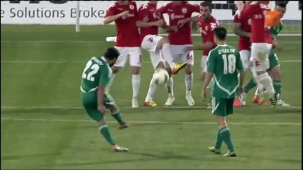 Лудогорец стана шампион на България като победи футболистите на Стойчо Младенов с 1:0