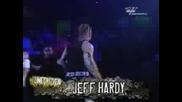 Jeff Hardy - Izlizane