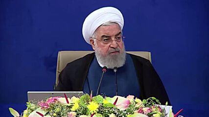 Iran: Rouhani calls for unity against US, Israeli interference
