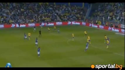New 2o12 || Швеция - Бразилия 0-3