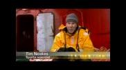 Какво е чувството да плуваш при t - 1.8 градуса - вече плуваме и на северния полюс..АПОКАЛИПСИС!!