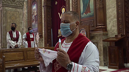 Egypt: Mass resumes in Cairo churches following months-long COVID-19 closures