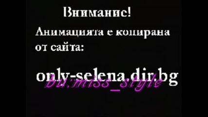 Animacii na Selena Gomez