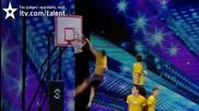 Баскетболни Акробати - Великобритания Търси Талант