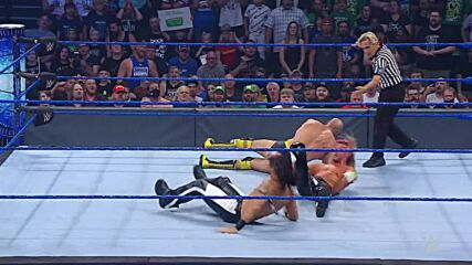 Six-Man Tag Team Match: SmackDown, July 30, 2021