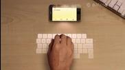Телефона на Бъдещето • Iphone 5 Concept Features