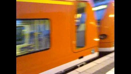 Sbahn - S4 - Von - Germersheim - nach - Karlsruhe