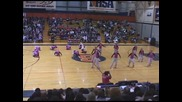 Pnhs Poms - Hip Hop dance competition 2009 dance routine