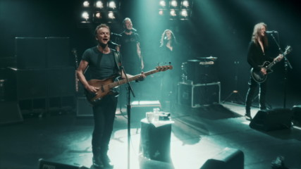 Sting - I Can't Stop Thinking About You (Оfficial video)