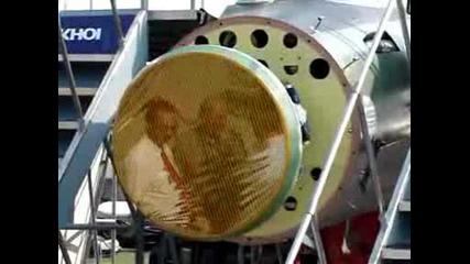 Su - 35 Su - 27bm Irbis - E Radar