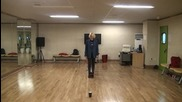 [бг превод] Spica- I'll Be There Dance Practice