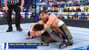 Top 10 Friday Night SmackDown moments: WWE Top 10, Feb. 26, 2021