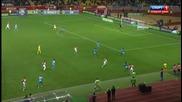 Монако - Олимпик Марсилия ( Второ полувреме ) ( 14/12/2014 )