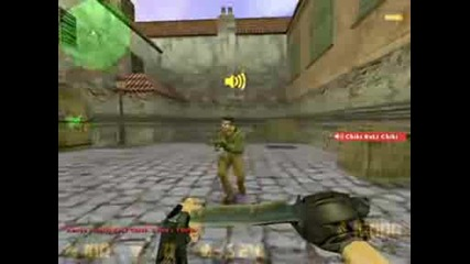 Counter - Strike 1.6 - Chiki Chiki (funny Song)