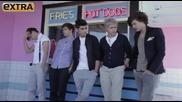 """One Direction - Изненадват фенове в Лос Анджелис за Vevo """"go Show"""" (sneak peak)"""