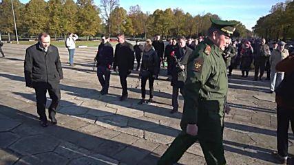 Latvia: Riga marks 71st anniversary of liberation from Nazi Germany