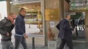 Пламен Марков и Кюстендилеца пристигнаха за срещата със здравния министър