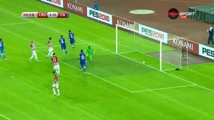 Хърватия - Италия 1:1