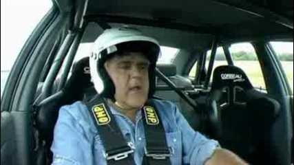 Top Gear Jay Leno interview + fast lap s13e07