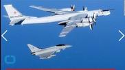 U.S. Intercepts Russian Bombers Off Coast