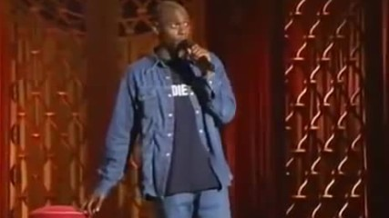 Dave Chappelle - Out Front Racism -