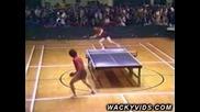 Nai Neveroqtniq Ping Pong Gledaite