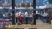 """Коментар на последните събития в """"Hell's Kitchen"""" с Деси Цонева и Иво Танев - На кафе (19.04.2018)"""